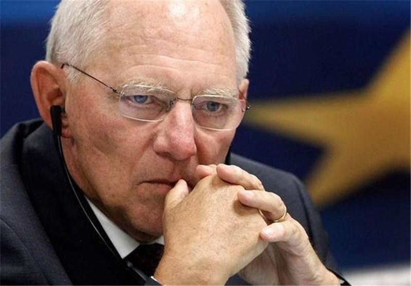 وزیر دارایی آلمان: انتظار راهکار سریعی برای بحران یونان نمی رود
