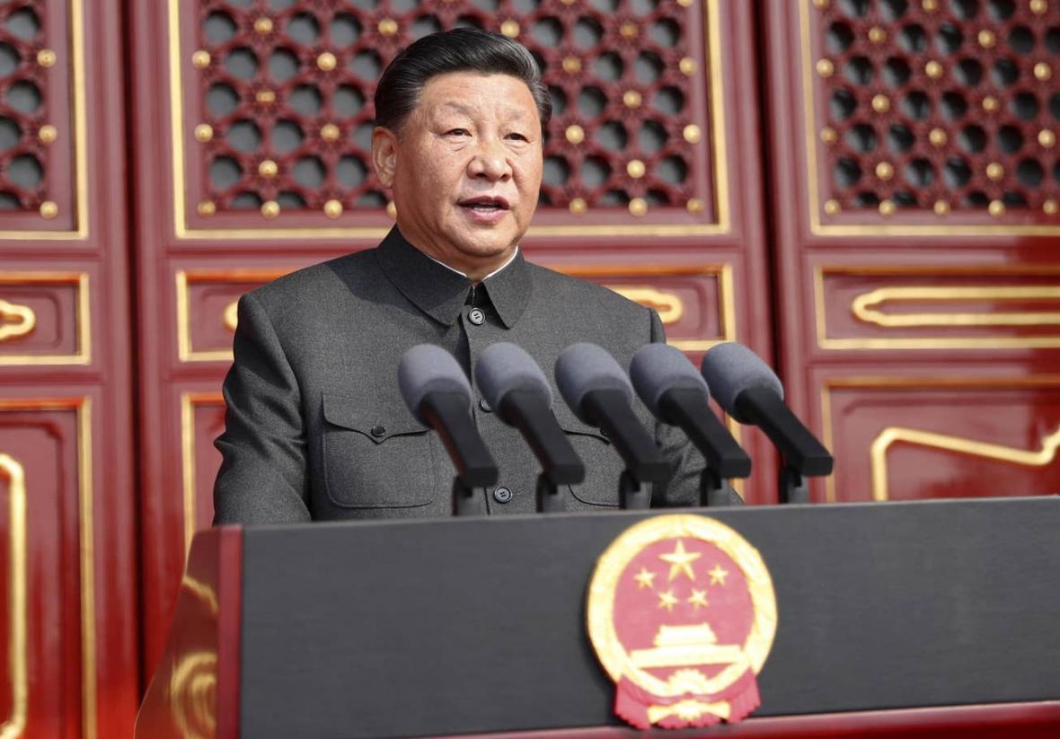 جشن 70 سالگی حکومت کمونیستی چین در سایه ناآرامی های دموکراسی خواهی هنگ کنگ (