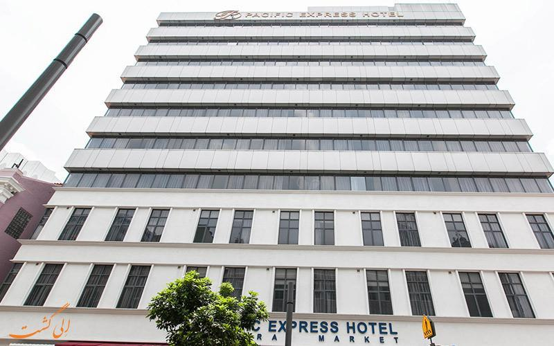 معرفی هتل پسیفیک اکسپرس کوالالامپور ، 4 ستاره