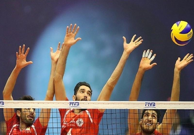 رقابت های والیبال ایران با آرژانتین، ایتالیا و کانادا به روی آنتن شبکه سه می رود