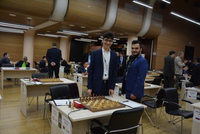 صعود فیروزجا و مقصودلو به مرحله بعدی جام جهانی شطرنج