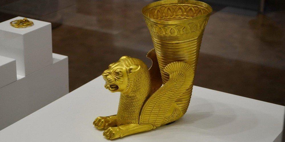 گشایش نمایشگاه هنر و تمدن ایران باستان در شمال ایتالیا