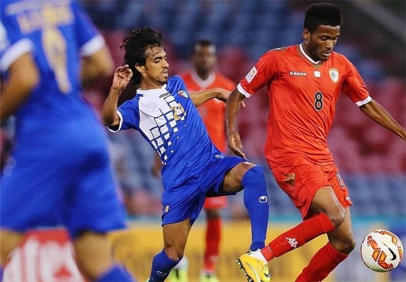 برد خارج از خانه عمان مقابل هند