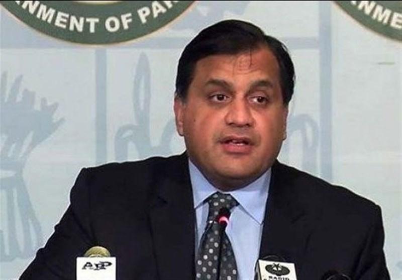 مخالفت اسلام آباد با تجزیه کشمیر و نقشه جدید منتشر شده توسط دهلی نو