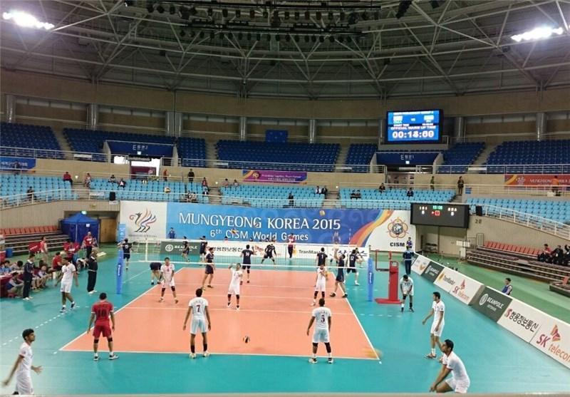پیروزی والیبال ایران مقابل عمان در گام نخست