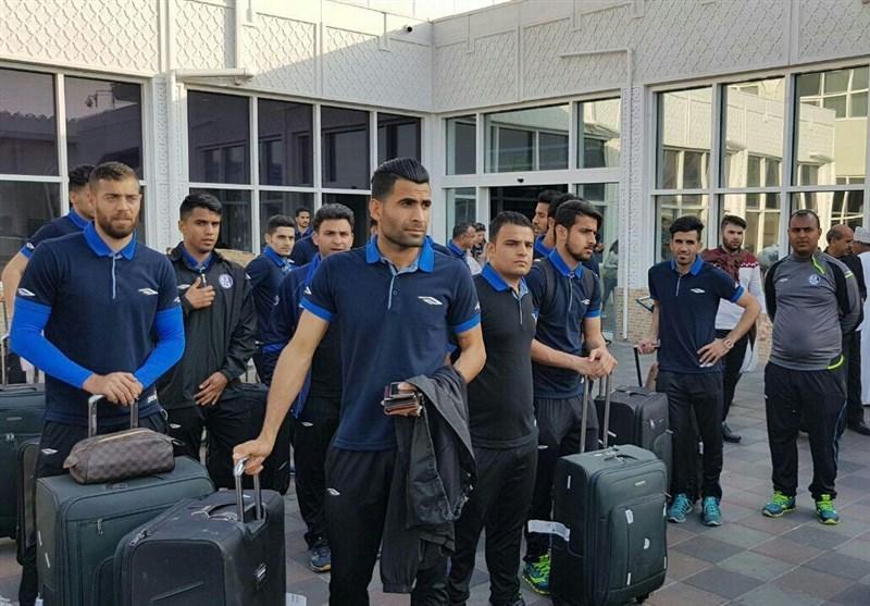 تیم استقلال خوزستان راهی عمان شد، طلسم بی پولی شکست