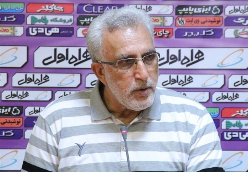 فرکی: خودمان پیروزی را به نفت مسجدسلیمان تقدیم کردیم، در خصوص تیم امید هیچ صحبتی با من نشده است