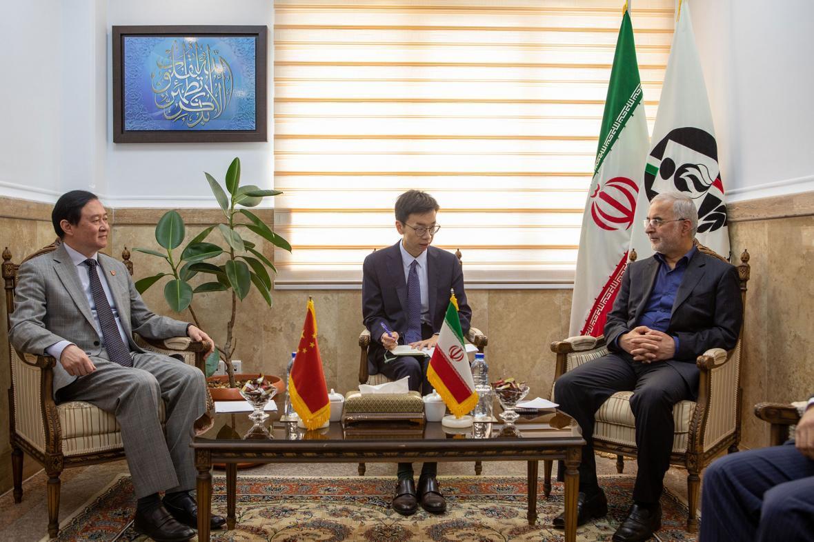 گسترش همکاری های ایران و چین در مبارزه با مواد مخدر