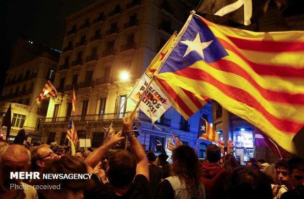 15 سال زندان در انتظار رهبران جدائی طلبان کاتالونیا