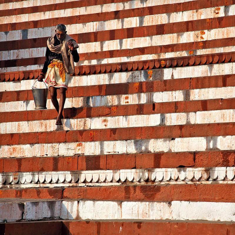 واراناسی، رودخانه مقدس هند و ساکنانش