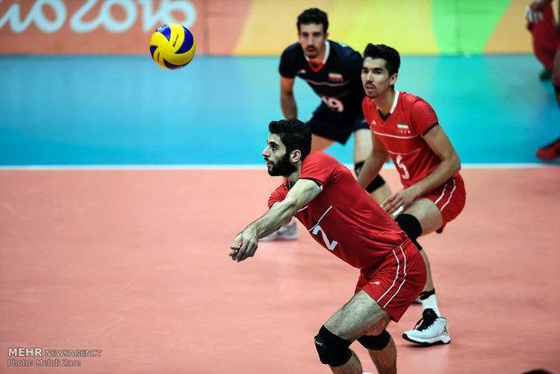 برنامه دیدارهای ایران در لیگ جهانی، مرحله نهایی در استادیوم فوتبال