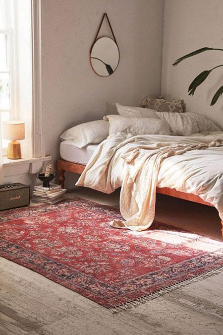 چگونگی پهن کردن فرش؛ از قواعدش خبر داری؟