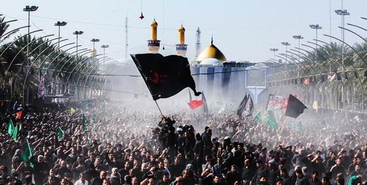 تقدیر از ملت های شریف عراق و ایران و گروه های خدمتگزار برگزاری حماسه بزرگ حسینی و مهدوی اربعین