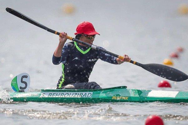 گفتگوی مهر با پاراقایقرانی که به دنبال مدال پارالمپیک و جهانی است