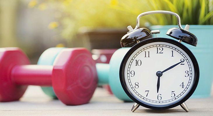 قبل از صبحانه ورزش کنید تا لاغر شوید