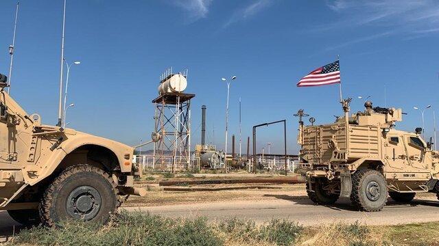 استقرار نیروهای آمریکایی در کنار میادین نفتی