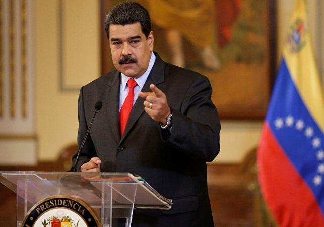 اخراج تمامی دیپلمات های السالوادور از ونزوئلا