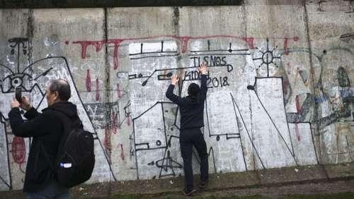 30 اُمین سالگرد فروپاشی دیوار برلین (