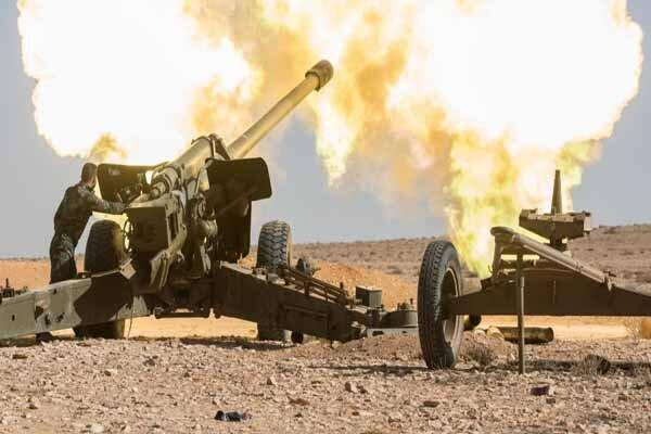 تسلط ارتش سوریه بر یک شهرک استراتژیک در حومه جنوبی ادلب