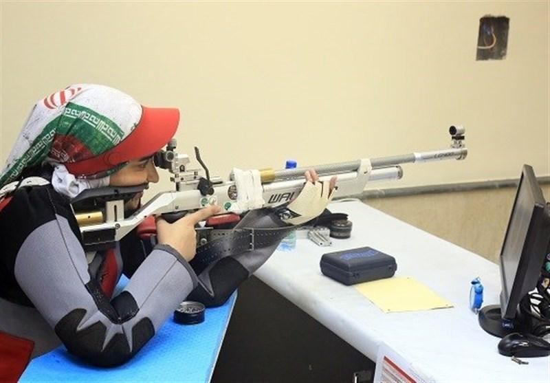 دعوت از 5 ورزشکار به پنجمین اردوی تیم ملی تیراندازی معلولان