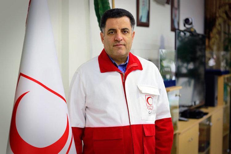 رئیس هلال احمر استعفا داد