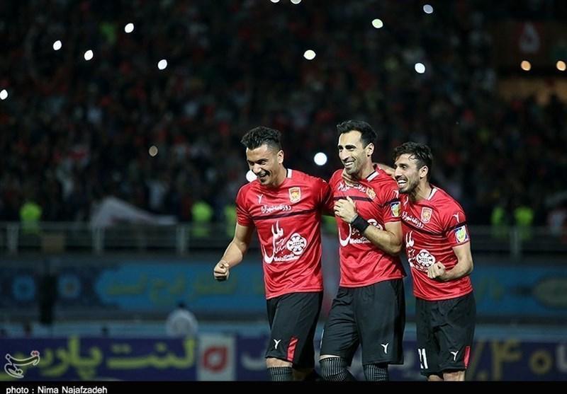 قاسمی نژاد: مقابل استقلال دنبال تساوی نیستیم، پیروزی در بازی های بزرگ اهمیت زیادی دارد