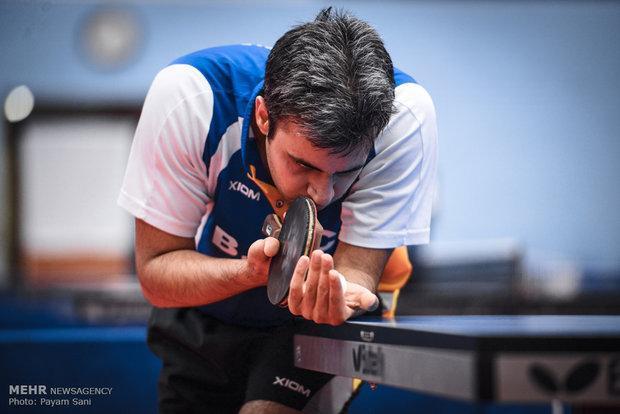 حضور روانشناس در کنار تیم ملی تنیس روی میز