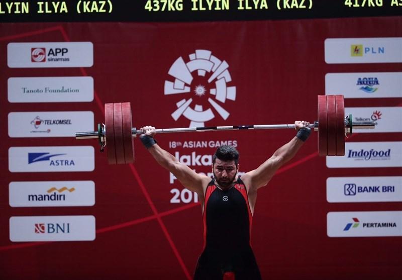 علی هاشمی تا المپیک جراحی نمی گردد، سهراب مرادی وزنه سنگین نمی زند