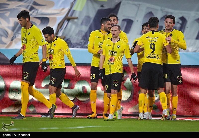لیگ برتر فوتبال، پیروزی پرگل سپاهان با هت تریک کی روش، صدرنشینی پرسپولیس را یک ساعته کرد