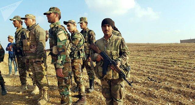 کنترل ارتش سوریه بر منطقه ای استراتژیک در حومه ادلب
