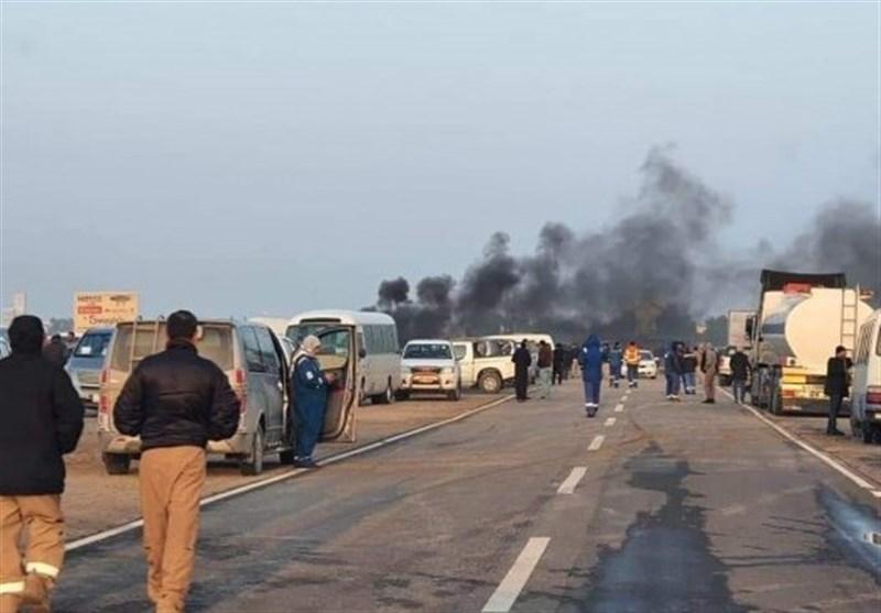 عراق، تشدید تدابیر امنیتی در بصره، جلوگیری از ورود کارکنان در ام قصر