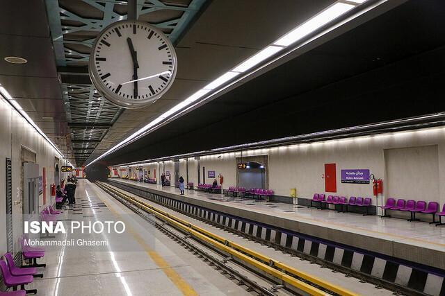 910 میلیارد تومان پول مترو در انتظار تأییدیه بانک عامل