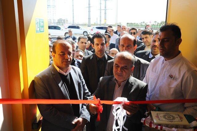 افتتاح 575 میلیارد تومان پروژه در لامرد