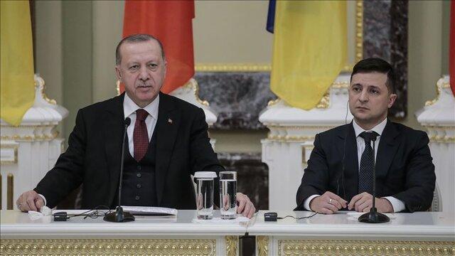 اردوغان: الحاق غیرقانونی کریمه را به رسمیت نمی شناسیم، اوضاع ادلب غیرقابل کنترل است