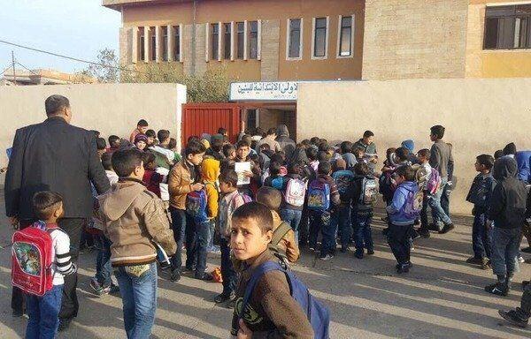 خبرنگاران کرونا مدارس و دانشگاه های عراق را تعطیل کرد