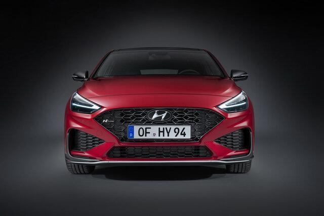نگاهی به هیوندای i30 مدل 2020