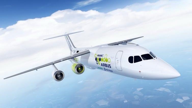 صنعت حمل و نقل هوایی متحول می گردد، ساخت هواپیمای کاملا الکتریکی ممکن می گردد؟