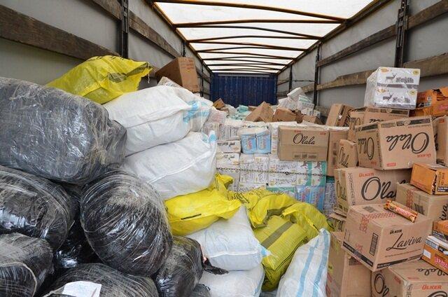 کشف دو میلیارد کالای قاچاق در شهرستان ازنا