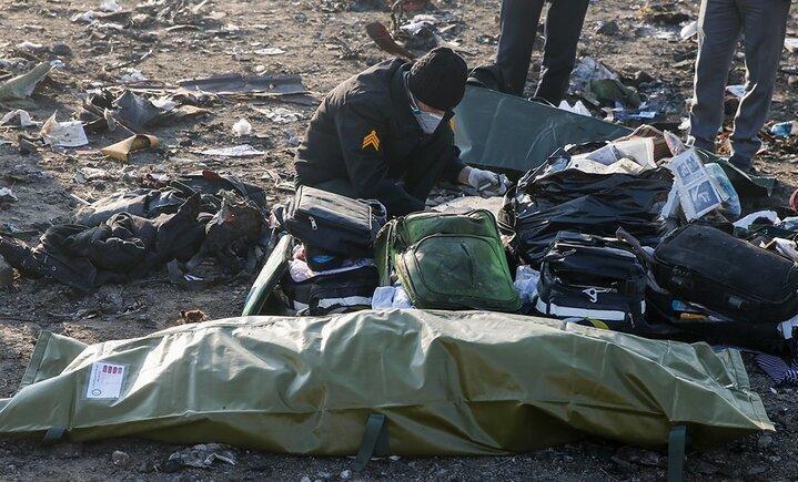 بلاتکلیفی پیکر 5 شهید سانحه هواپیمای اوکراینی؛ خانواده ها ساکن خارج از کشور هستند