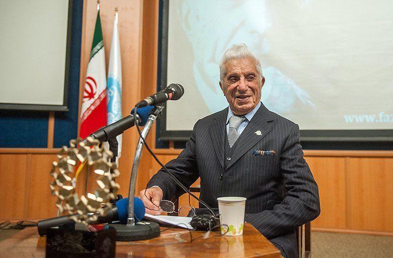 خبرنگاران درباره فضل الله رضا ، دانشمند ایرانی و از پایه گذاران نظریه اطلاعات و مخابرات در جهان