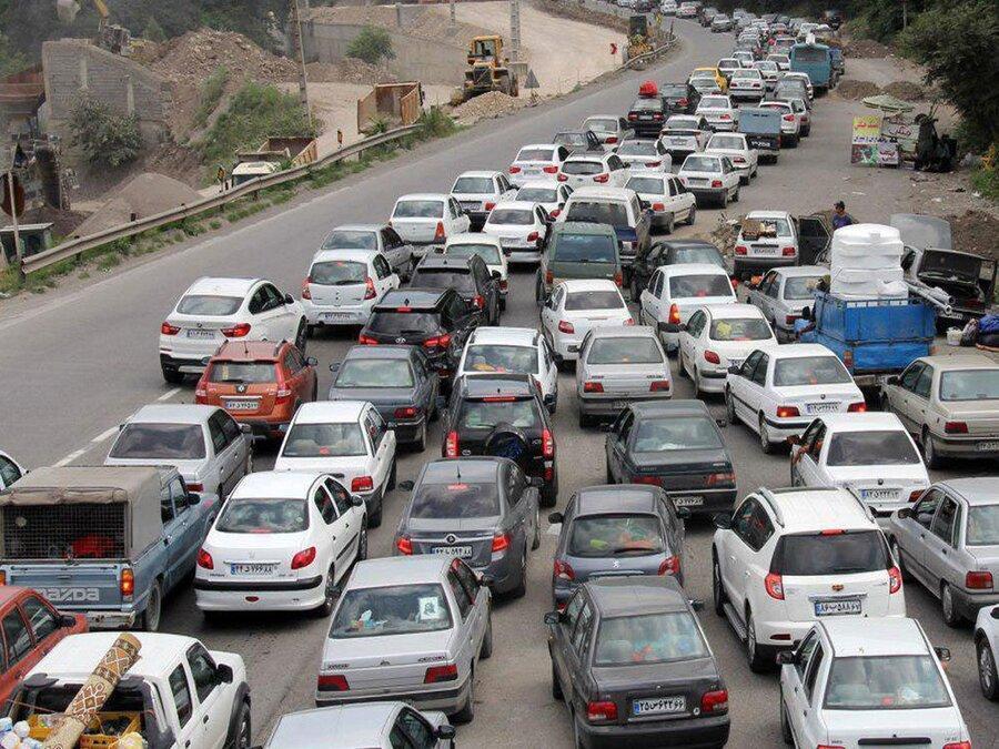 گلایه پلیس راه از افزایش سفرها؛ وقتی محدودیت ها برداشته گردد یعنی سفر آزاد!