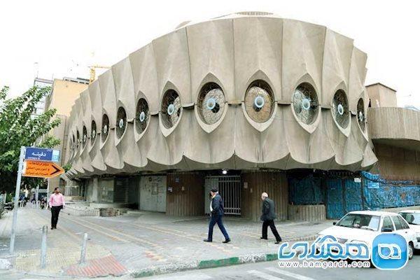 بازسازی شاهکار بی مثال معماری تاثیر گرفته از رایت در ایران