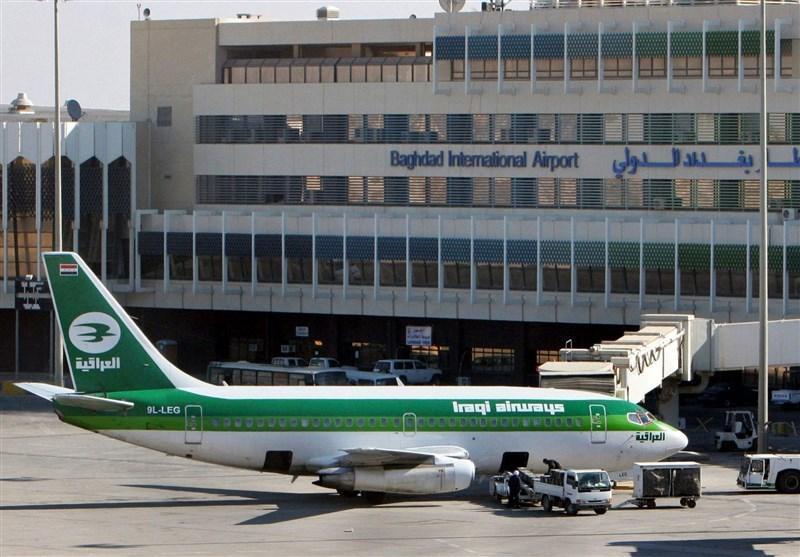 تداوم تعلیق پروازهای هوایی عراق تا آدینه آینده