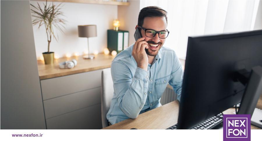 تلفن ثابت ابری جایگزینی حرفه ای و ارزان برای دفاتر کار مجازی