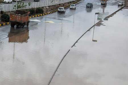 هشدار هواشناسی نسبت به آبگرفتگی معابر عمومی