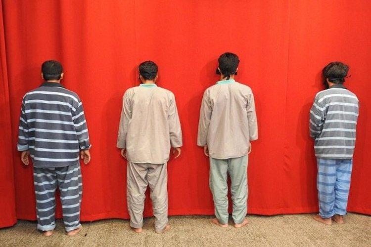 دستگیری اعضای یک تیم تروریستی 4نفره در زاهدان