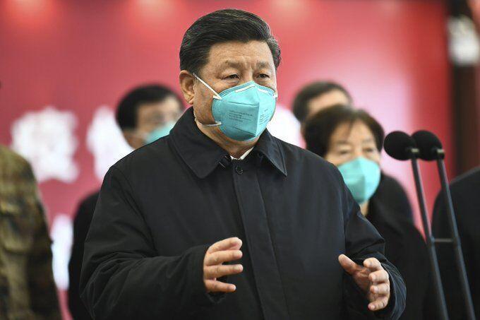 خبرنگاران اتهام زنی علیه چین و سازمان جهانی بهداشت در ایستگاه اروپا