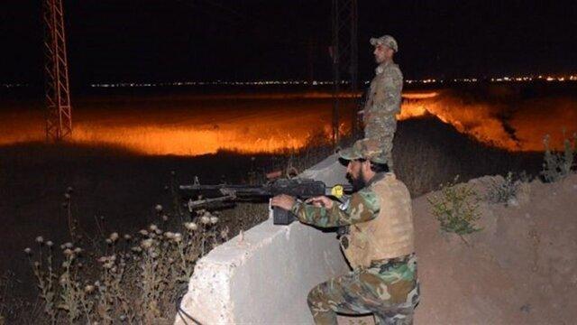 مخفیگاه داعش در سامرا لو رفت، شهادت چهار تن از نیروهای حشد، عکس