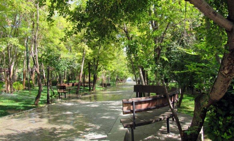 راه اندازی باغ راه سلامت پایتخت در بهار 1400