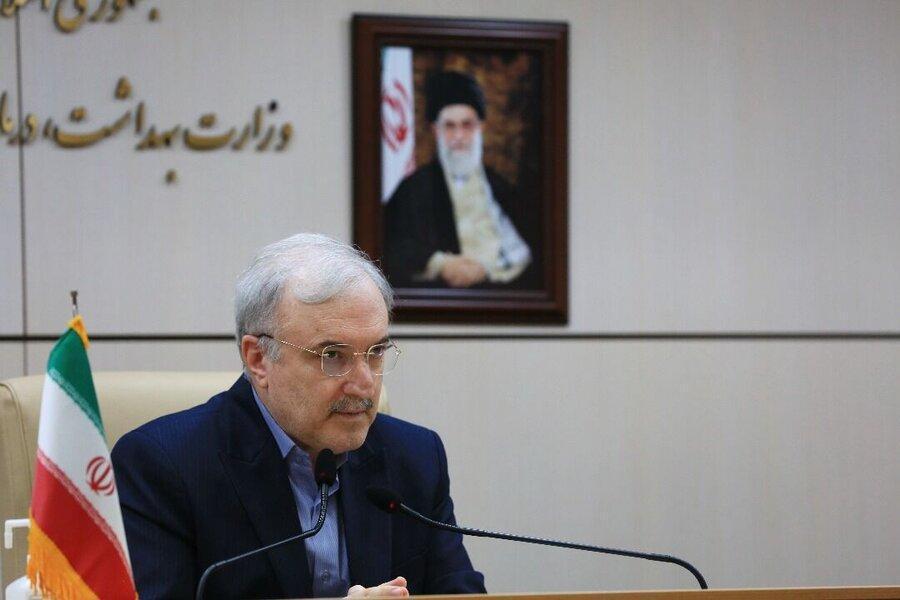 وزیر بهداشت: مردم در تعطیلات عید فطر سفر نروند